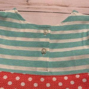 Nursery Rhyme Dresses - Nursery Rhyme Flutter Sleeve Dress